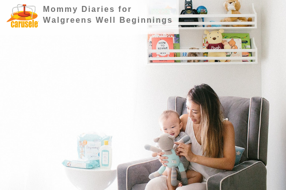 Mommy Blogger for Carusele