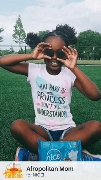 Carusele Influencer Marketing - Afropolitan Mom for Nice