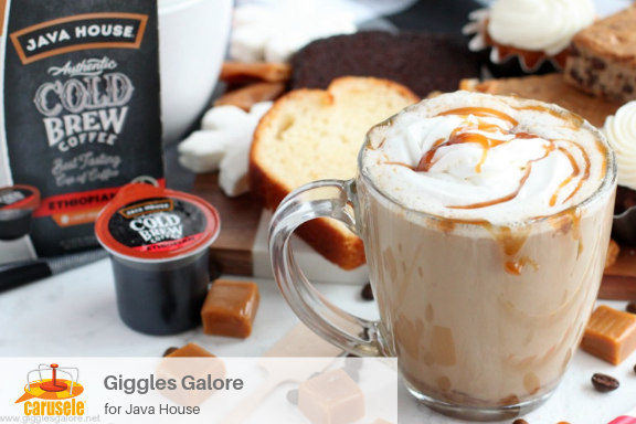 Carusele Influencer Marketing - Giggles Galore for Java House