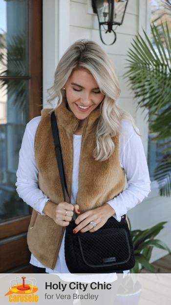 Carusele Influencer Marketing - Holy City Chic for Vera Bradley