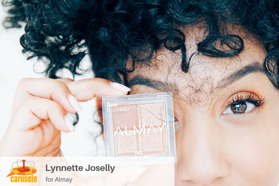 Carusele Influencer Marketing - Lynnette Joselly for Almay