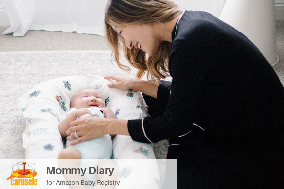 Carusele Influencer Marketing - Mommy Diary for Amazon