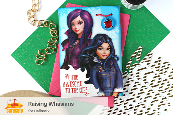 Carusele Influencer Marketing - Raising Whasians for Hallmark