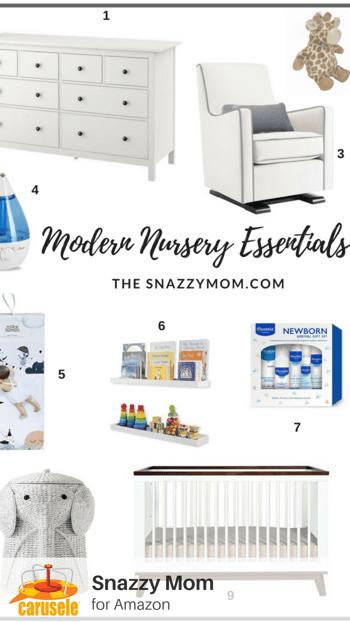 Carusele Influencer Marketing - Snazzy Mom for Amazon
