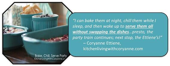 Bakeware and Quote