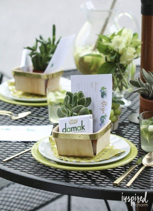 Inspired by Charm for #DiscoverDamak