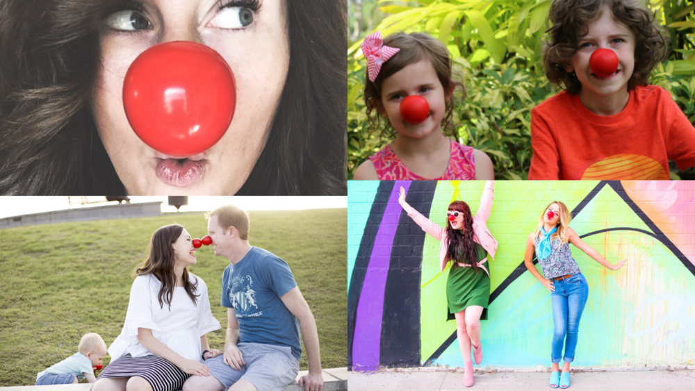 Red Nose Day Content Examples