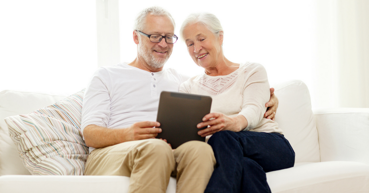Recent influencer campaigns have proven effective at targeting seniors on social.
