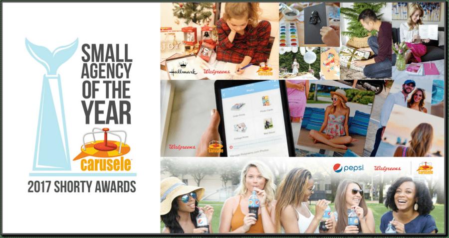 Carusele Influencer Marketing Agency Awards