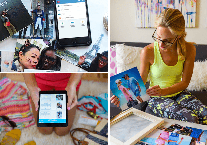 Carusele Influencers helping communicate that Walgreens Mobile App makes customers' lives easier