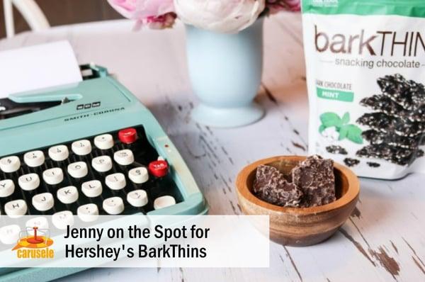 Jenny on the Spot - BarkThins