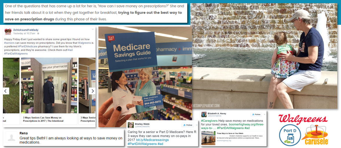 Medicare Part D Influencer Marketing Campaign