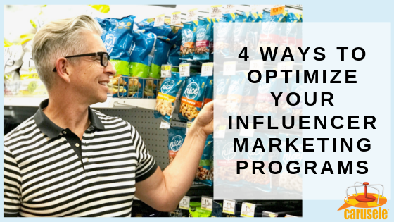 4 Ways to Optimize Your Influencer Marketing