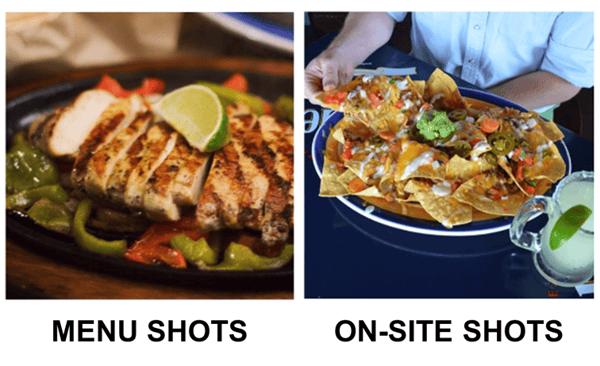 Carusele - Testing Food Shots