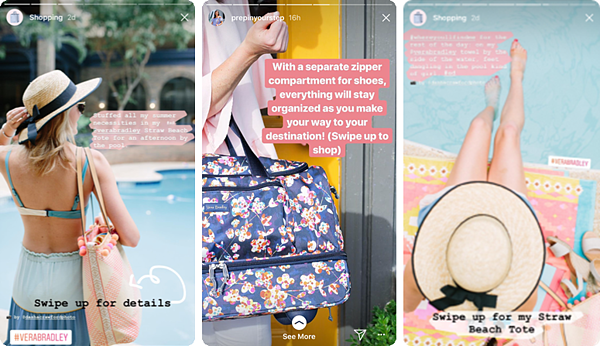 Vera Bradley Influencer Marketing Campaign