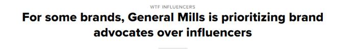 General Mills Headline